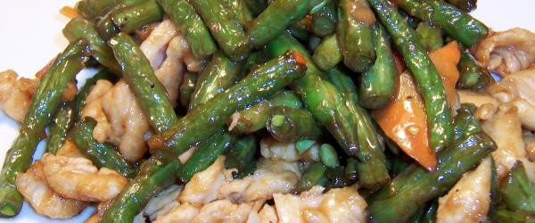 Chicken with String Bean